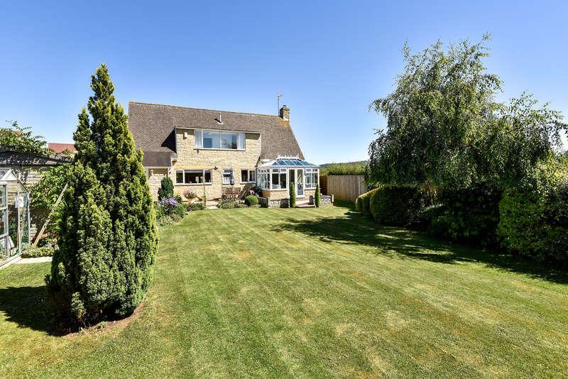 4 Bedrooms Detached House for sale in Alderton, Nr Winchcombe