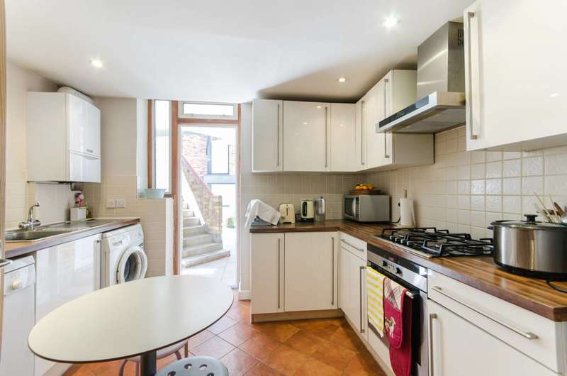 2 Bedrooms Flat for sale in Dartmouth Road, Willesden Green, NW2