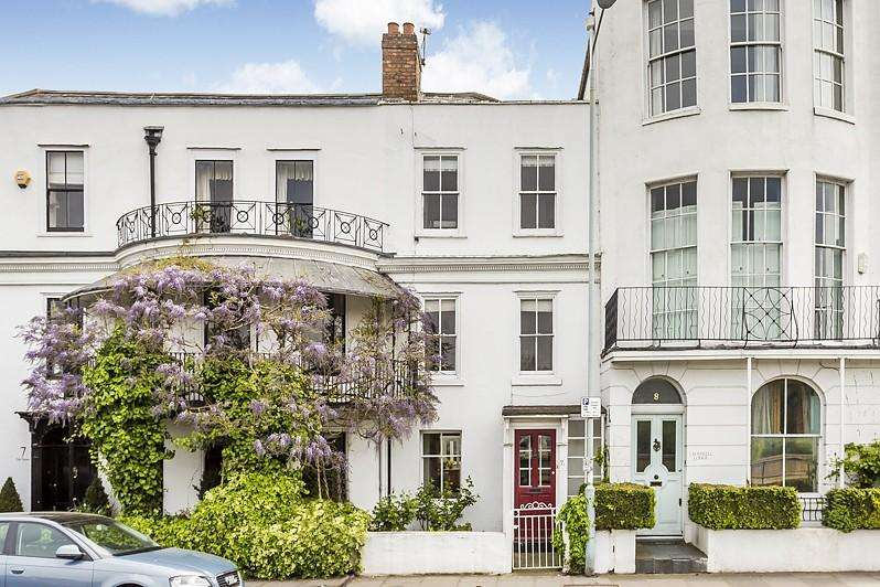 6 Bedrooms House for sale in The Terrace, Barnes, SW13