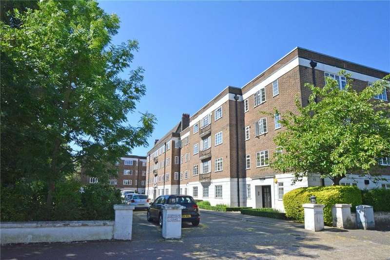 2 Bedrooms Flat for sale in Dartmouth Court, Dartmouth Grove, Greenwich, London, SE10