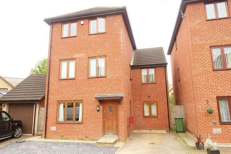 6 Bedrooms Detached House for sale in Goodrington Place, Broughton, Milton Keynes MK10
