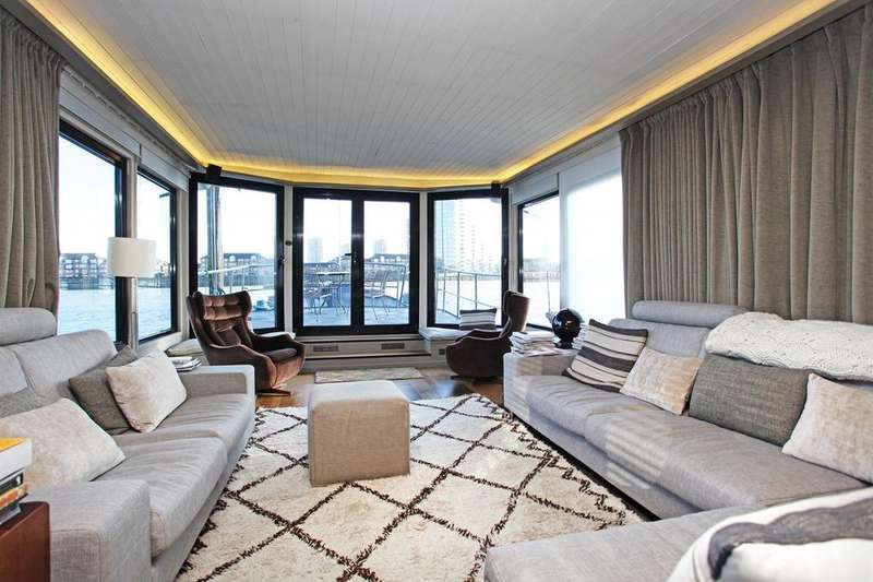 3 Bedrooms House Boat Character Property for sale in Cheyne Walk, Chelsea, SW10