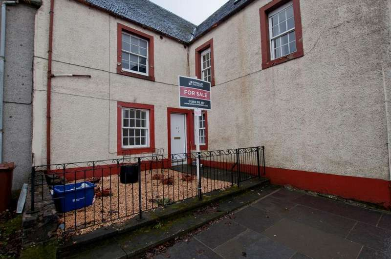 1 Bedroom Flat for sale in Main Street, Clackmannan,