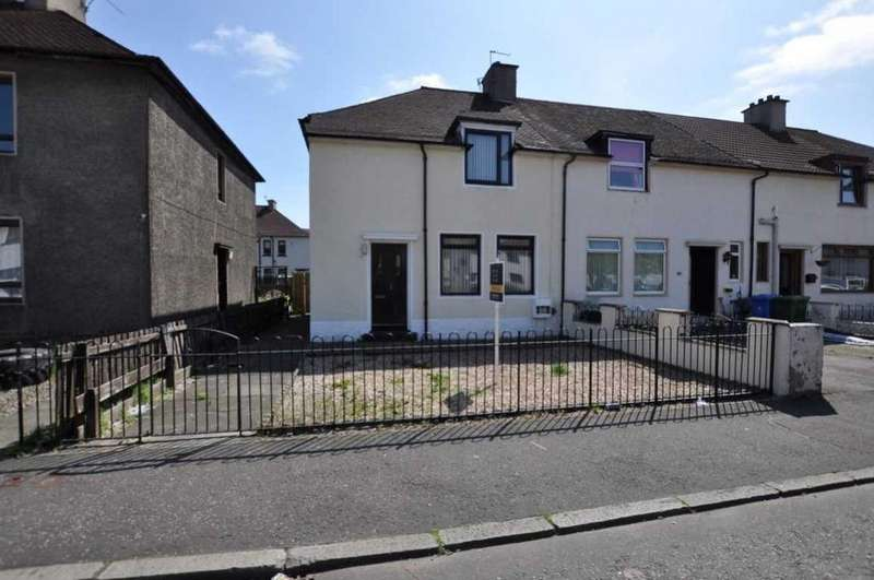 3 Bedrooms End Of Terrace House for sale in 32 Mckinlay Crescent, ALLOA, Clackmannanshire FK10 3RX