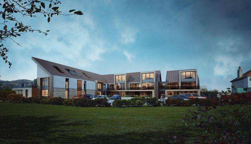 4 Bedrooms Penthouse Flat for sale in Prince Madoc Cove, Rhos on Sea
