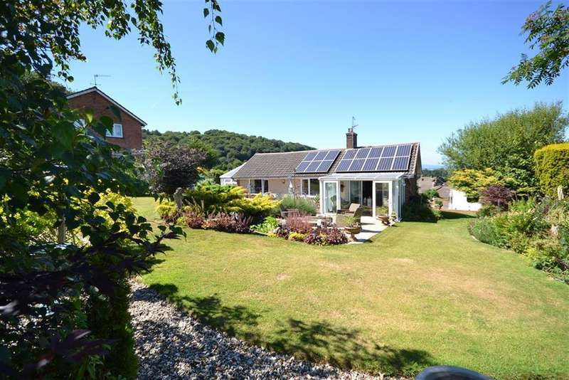 4 Bedrooms Detached Bungalow for sale in Westfield, Dursley, GL11