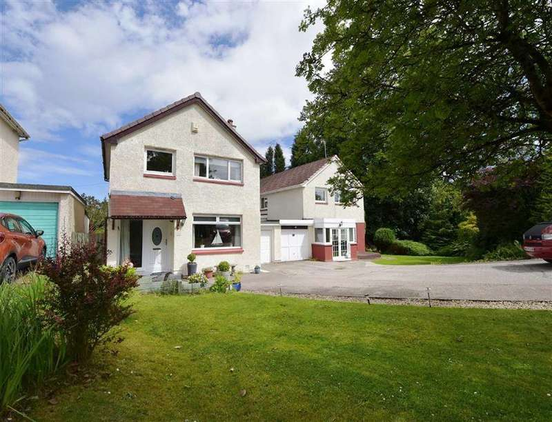 3 Bedrooms Detached House for sale in Sandholes Road, Brookfield