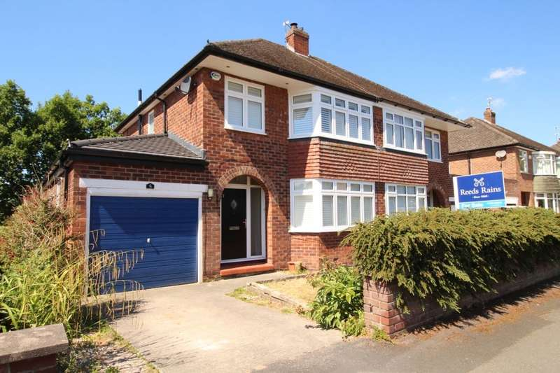 3 Bedrooms Semi Detached House for sale in Windermere Road, Handforth, Wilmslow, SK9