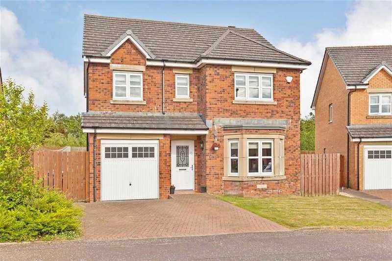 4 Bedrooms Detached House for sale in Applegate Drive, Lindsayfield, EAST KILBRIDE