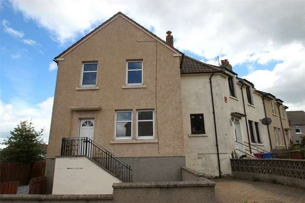 3 Bedrooms End Of Terrace House for sale in Hay Crescent, Keith, Moray