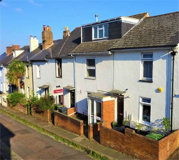 3 Bedrooms Terraced House for sale in Oakfield Street, Heavitree, EXETER, Devon
