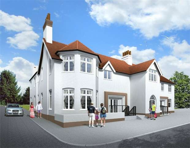 3 Bedrooms Flat for sale in Unit 5, The Knott, 20 Beach Road, Westgate-on-Sea, Kent