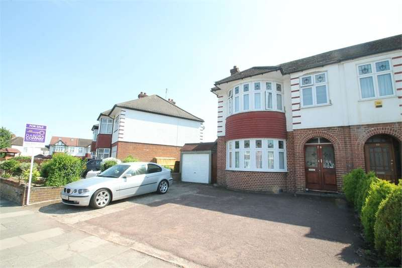 3 Bedrooms Semi Detached House for sale in Farm Road, N21