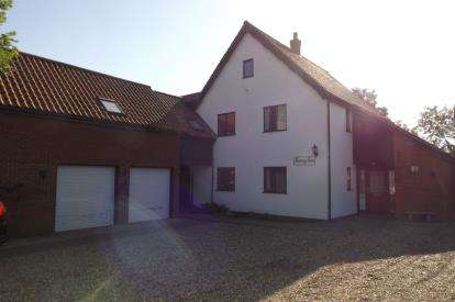 5 Bedrooms Detached House for sale in Mellis, Suffolk