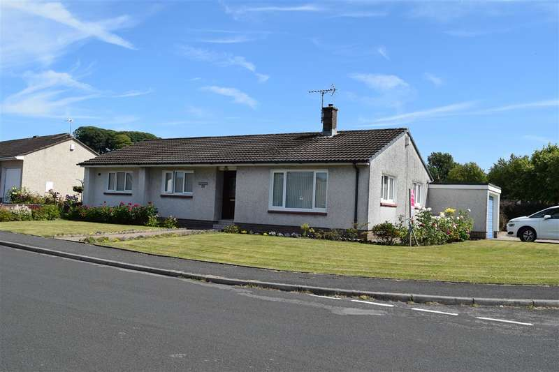 3 Bedrooms Detached Bungalow for sale in Meadow Way, Maryport