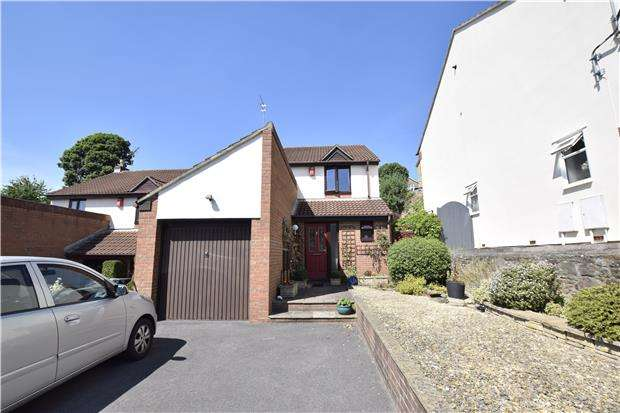 3 Bedrooms Detached House for sale in Dundridge Lane, St. George, BS5 8SX