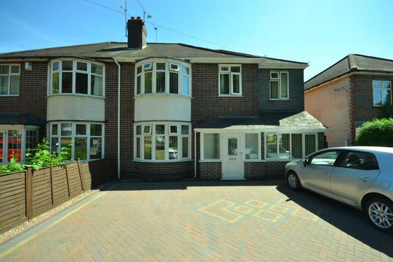 5 Bedrooms Semi Detached House for sale in Knighton
