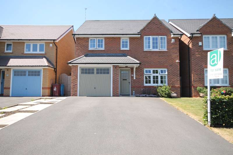 4 Bedrooms Detached House for sale in Holly Bank Avenue Old Swan L14