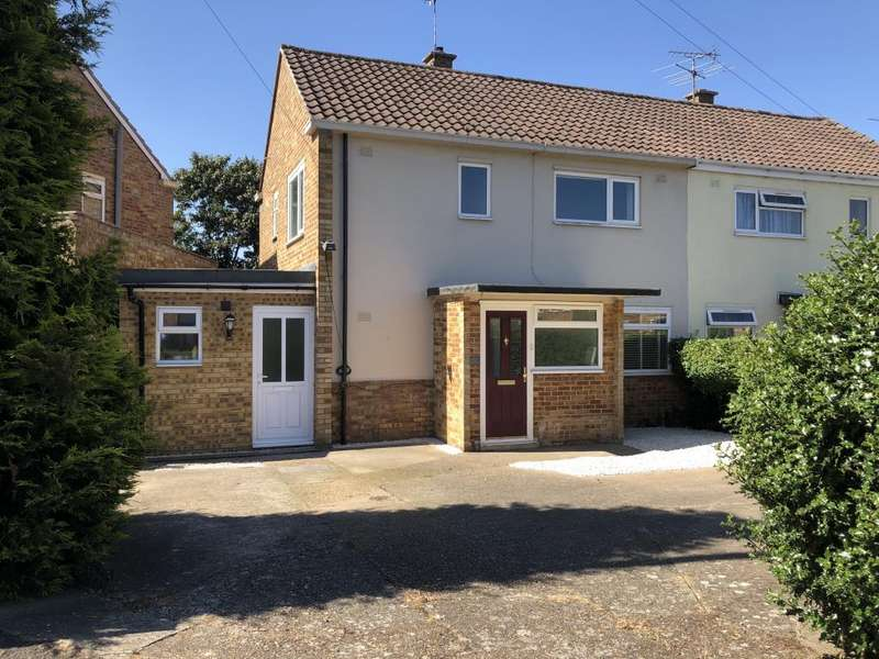 3 Bedrooms House for sale in Badger Close, Maidenhead, SL6