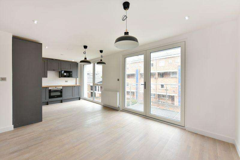 2 Bedrooms Apartment Flat for sale in Bow Common Lane, Bow, E3