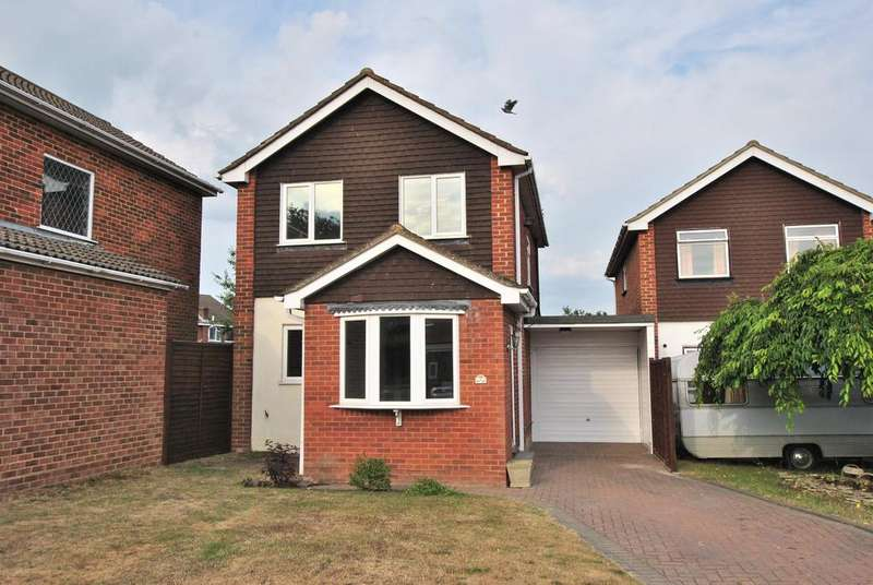 3 Bedrooms Detached House for sale in Kendall Avenue, Shinfield, Reading, RG2