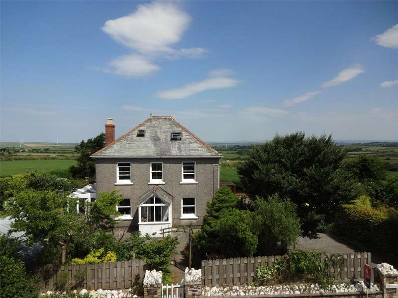 6 Bedrooms Detached House for sale in Hallworthy, Camelford