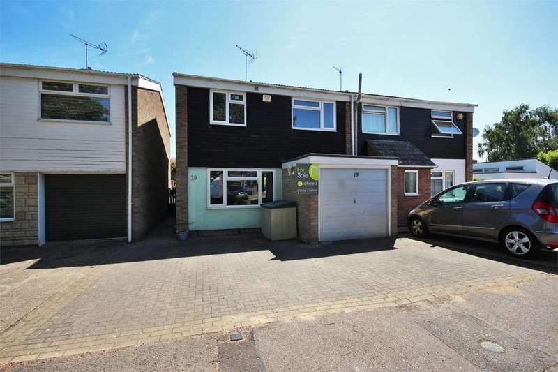 3 Bedrooms Semi Detached House for sale in York Place, Colchester, Essex