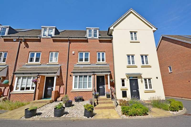 4 Bedrooms Town House for sale in Perryfields, Braintree, Essex, CM7