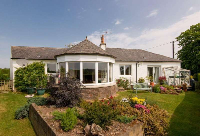 4 Bedrooms Detached Bungalow for sale in Greenfield, 26 Letham Mains Holdings, Haddington, East Lothian, EH41 4NW