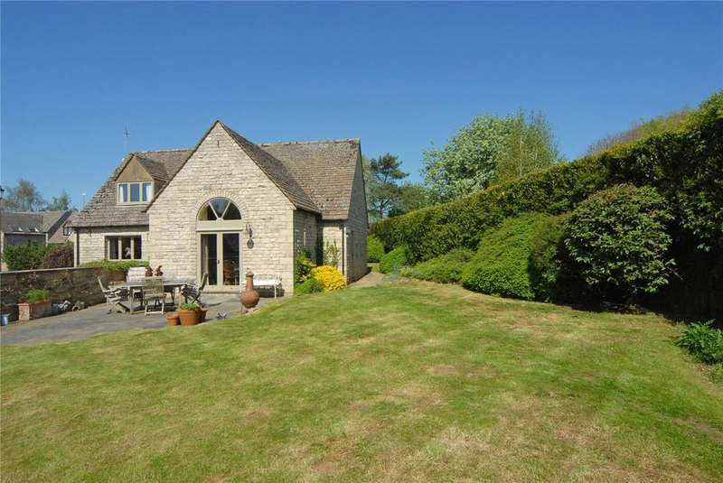 3 Bedrooms Detached House for sale in Manor Farm Close, Kingham, Chipping Norton, Oxfordshire, OX7