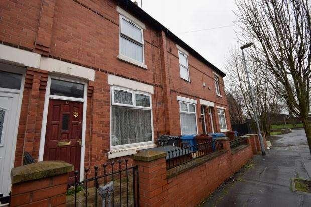 2 Bedrooms Terraced House for sale in Wellington Road, Crumpsall, M8 5UL