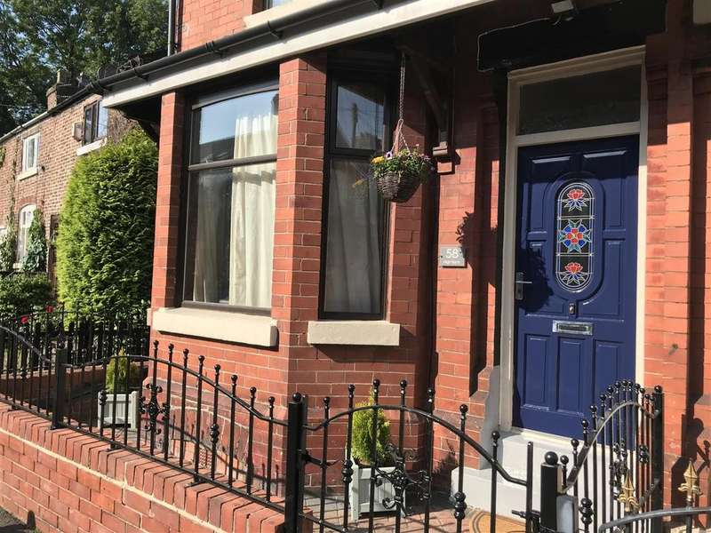 3 Bedrooms Terraced House for sale in High Bank, Manchester