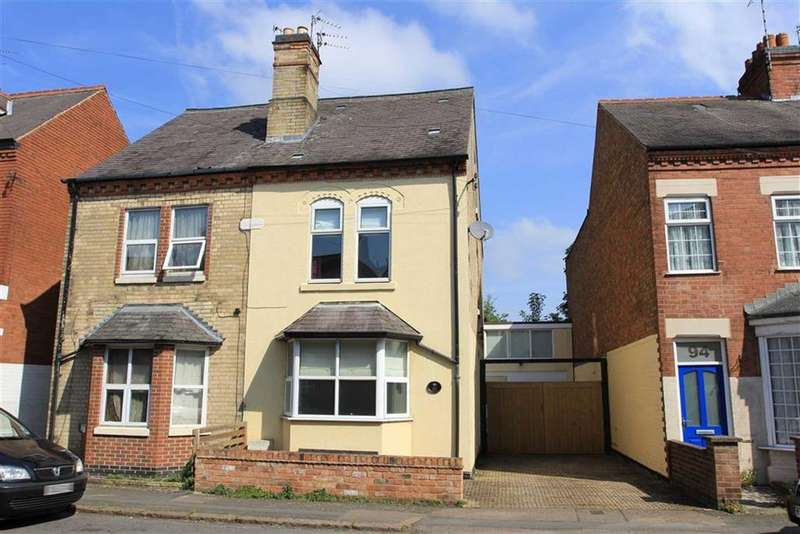 3 Bedrooms Semi Detached House for sale in Knighton Lane, Aylestone, Leicester