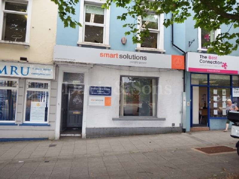 Office Commercial for rent in Bridge Street, Newport, Gwent. NP20 4BH
