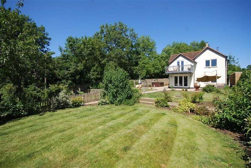4 Bedrooms Detached House for sale in Bradlow, Ledbury, Herefordshire