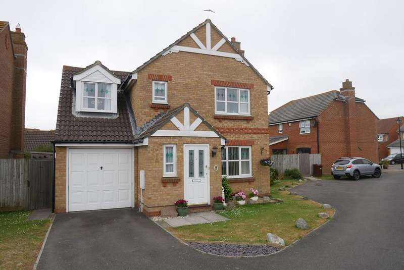 4 Bedrooms Detached House for sale in Barrier Reef Way, Sovereign Harbour North, Eastbourne, BN23