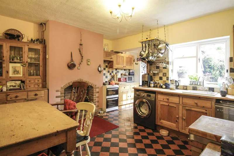 4 Bedrooms End Of Terrace House for sale in Derwent Terrace, Whatstandwell, Matlock