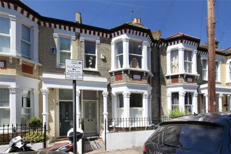 4 Bedrooms Terraced House for sale in Bennerley Road, London, SW11