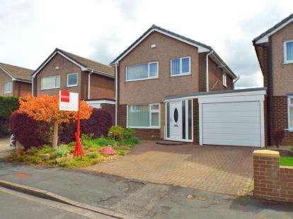 3 Bedrooms Link Detached House for sale in Methuen Avenue, Hoghton, Preston, Lancashire