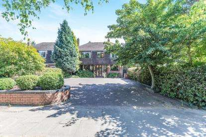 4 Bedrooms Detached House for sale in Monmouth Drive, Sutton Coldfield, West Midlands