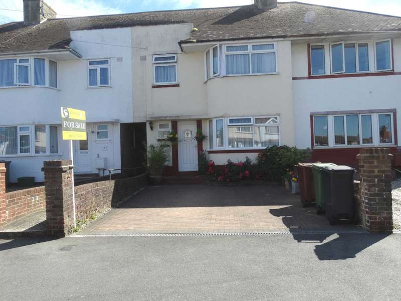 3 Bedrooms Terraced House for sale in Queens Crescent, Eastbourne