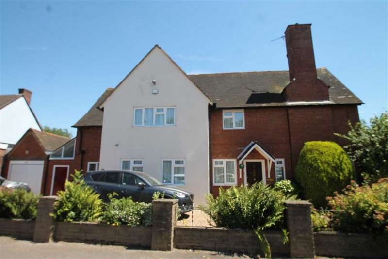 4 Bedrooms Detached House for sale in Selwyn Road, Edgbaston