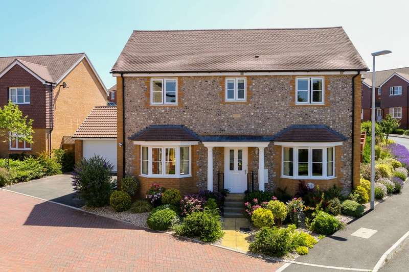 4 Bedrooms Detached House for sale in Sorrel Place, Newton Abbot