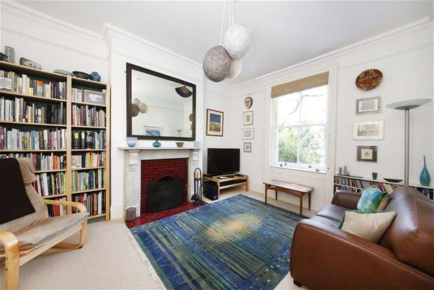 4 Bedrooms Semi Detached House for sale in Chaucer Road, Herne Hill
