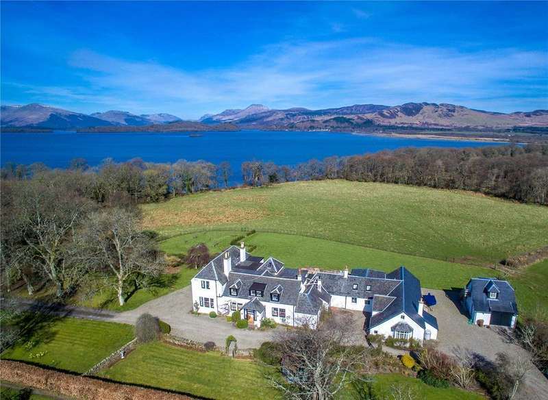 7 Bedrooms Unique Property for sale in Gartochraggan, Gartocharn, G83