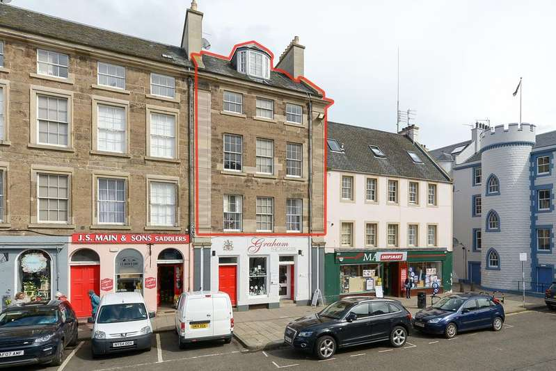 1 Bedroom Block Of Apartments Flat for sale in High Street , Haddington EH41