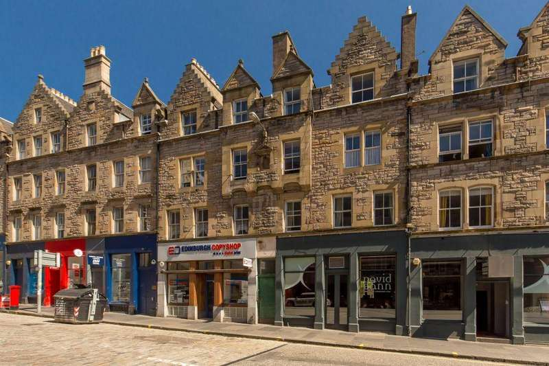 1 Bedroom Flat for sale in 54/8 St Mary's Street, Edinburgh, EH1 1SX