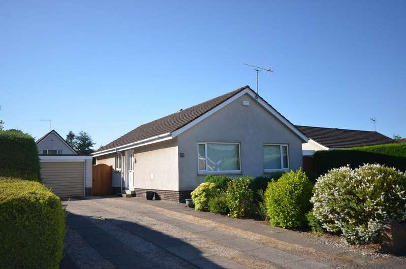 3 Bedrooms Detached Bungalow for sale in 62 The Loaning, Alloway, KA7 4UW