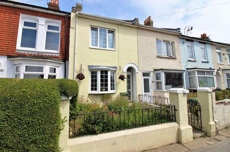 4 Bedrooms Terraced House for sale in Powerscourt Road, North End