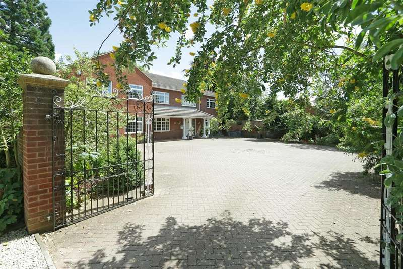6 Bedrooms Detached House for sale in St. Marys Road, Lutterworth
